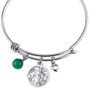 "Disney Tinkerbell ""Dreaming of you"" bangle"